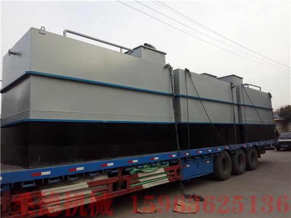 忻州一体化生活污水处理设备