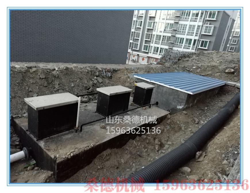 学校污水处理设备厂家