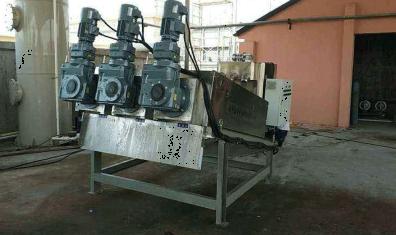 叠螺压滤机